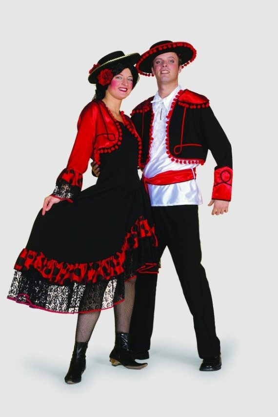 spanier don miguel karneval fasching mottoparty. Black Bedroom Furniture Sets. Home Design Ideas