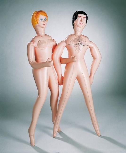 Sexpuppen der 70er Jahre