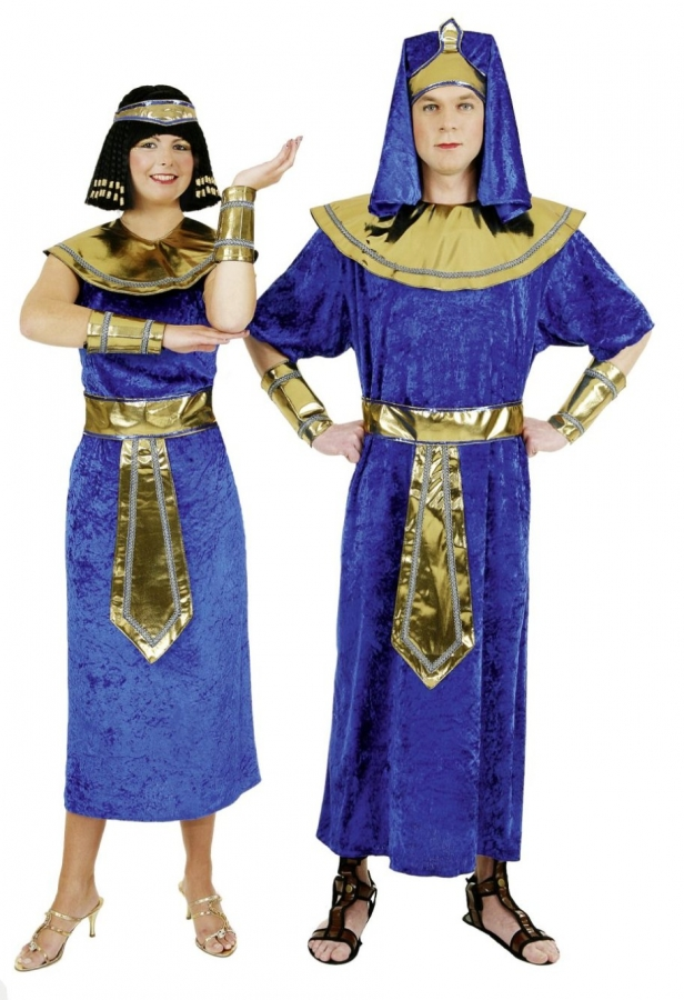 Pharao Agypter Mann Frau Karneval Fasching Kostum