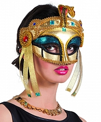 Cleopatra Maske Kleopatra Pharaonin Nofretetre Ägypten