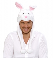 Hase Bunny Kaninchen Osterhase Hasenmütze Ostern Tiermütze