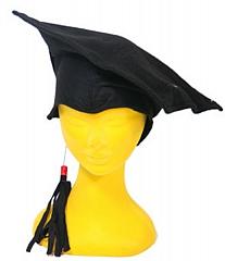 Doktorhut Abitur Bachlore College Abschlussfeier Hochschulabsolvent