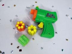Konfettipistole mit Munition