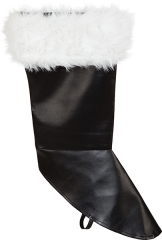 Stiefelgamaschen Gamaschen Stiefelstulpen Nikolaus Weihnachtsmann