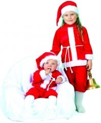 Nikolaus Weihnachtsmann Baby Kostüm Weihnachtsfotos