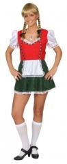 Tirolerin Kleid Damenkostüm Oktoberfest Wiesn Fasching
