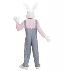 Osterhasen Hasenkostüm Rabbit Bunny Kostüm Hände Füße Maske Erwachsene