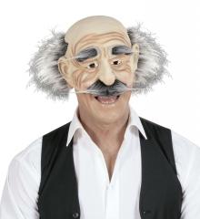 Opamaske Maske alter Mann Greis Opa Großvater