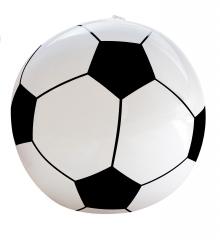 Aufblasbarer Fußball EM Dekoration Wasserspielzeug Wasserball