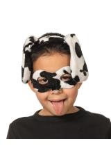 Panda Elefant Dalmatiner Hund Maus Ratte Fuchs Tiger Tiermasken