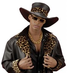Rapper Rapperkette Proll Prollkette 80er Jahre Hipp Hopp Gangster Gold