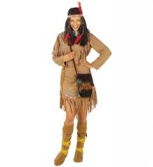 Indianer Indianerin Indianerstiefel Überzieher