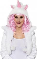 Einhorn Einhornmütze Einhornkopfbedeckung Fabelwesen Märchen Pegasus günstig kaufen