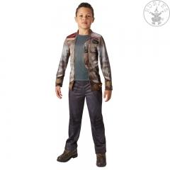 Finn Kostüm Star Wars Kinderkostüm Set in 3 Größen inkl. Blaster