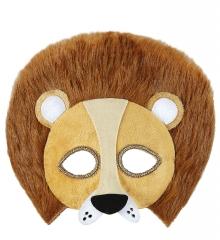 Löwenmaske König der Tiere Löwe Lion Zootier Dschungel Zirkus