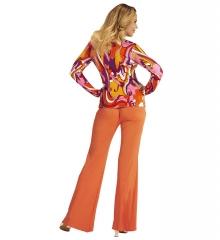 Partybluse Retrobluse 70er Jahre Ibiza-Style Mallorcaparty Vintage