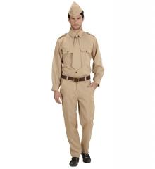 Soldatenuniform amerikanischer Soldat GI Armee Uniform USA