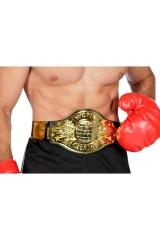 Boxer Boxgürtel Boxchampion World Champion Gürtel Boxen