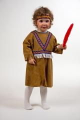 Indianerin Kleine Taube Indianerkostüm Kinderindianer Kinderfasching W