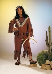 Indianer Anzug Indianerkostüm Kinderkostüm Kinderfaschi