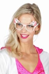 Einhorn-Zubehör Einhorn Einhornbrille Partybrille Junggesellenabschied