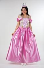 Prinzessin Carina Damenkostüm Princess Verkleidung Kostümfest