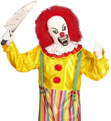 Clown Clownmaske Killerclown Horrorclown