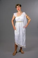 Römerin Griechin Lucrezia Antike Verkleidung Schönheit Damenkostüm Göt
