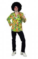 Hippie Hippiehemd 70er Jahre Hemd Love 48/50 52/54 56/58