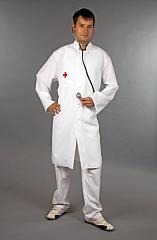 Arztkittel Doktorkittel Chirurg Herrenkittel Krankenhaus