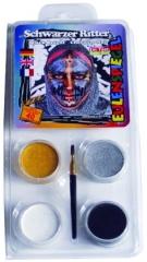 Schminkset diverse Ausführungen Faschingsschminke Karnevalsschminke