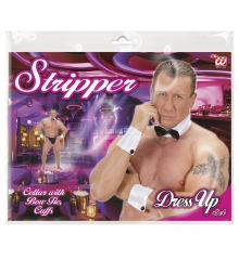 Playboy Stripper Kellner sexy Out-Fit Junggesellenabschied