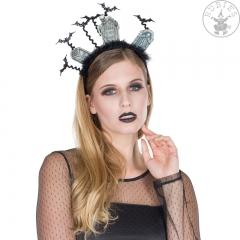 Fledermaus Fledermaushaarreif Fledermäuse Halloween Vampir