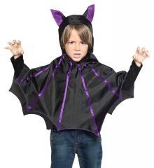 Fledermaus Vampir Kinderhalloweenkostüm Kinderfledermaus 116