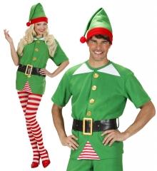 Weihnachtself Weihnachtswichtel Santas kleiner Helfer