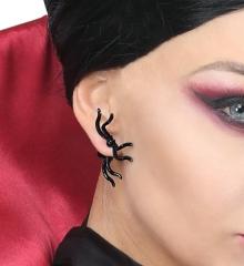 Spinnenohrringe Spinnenschmuck Halloweenschmuck Spider