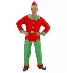 Weihnachtself Elf Helfer des Weihnachtsmann