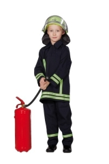 Feuerwehrmann Faschingskostüm Kinderkostüm Verkleidung Kinderparty Kos