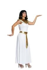 Kleopatra Göttin Ägypterin Antique Damenkostüm Verkleidung Mottoparty