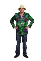 Paradiesvogel Jacke Verkleidung Mottoparty Kostümfest Party Fastnacht