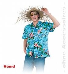 Hawaii Hemd Partyhemd Sommerhemd Faschingsparty Strandfest Mottoparty
