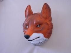 Fuchs Tiermaske Maske