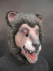 Bär Bärenmaske Tierkostüm Karneval Fasching Party