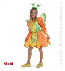 Kleid Flickenhexe Hexenkostüm Damenverkleidung Mottoparty Halloween
