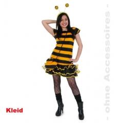 Sweety Bee Teenie Kostüm Faschingsverkleidung Bienchen Damenkostüm
