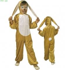 Hase Häschen Osterhase Karneval Fasching Kostüm Party