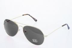 Pilotenbrille im Stil der 70er 80er Proll Bollo