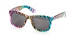 Brille 80er Retro Faschingsbrille Partybrille Accessoires Zubehör