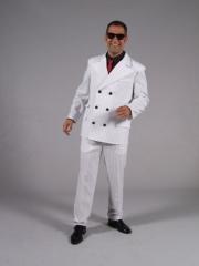 Gangster Anzug Mafia Kostüm Karneval Mottoparty
