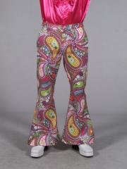 70er 80er Jahre Partyhose Funky Karneval Fasching